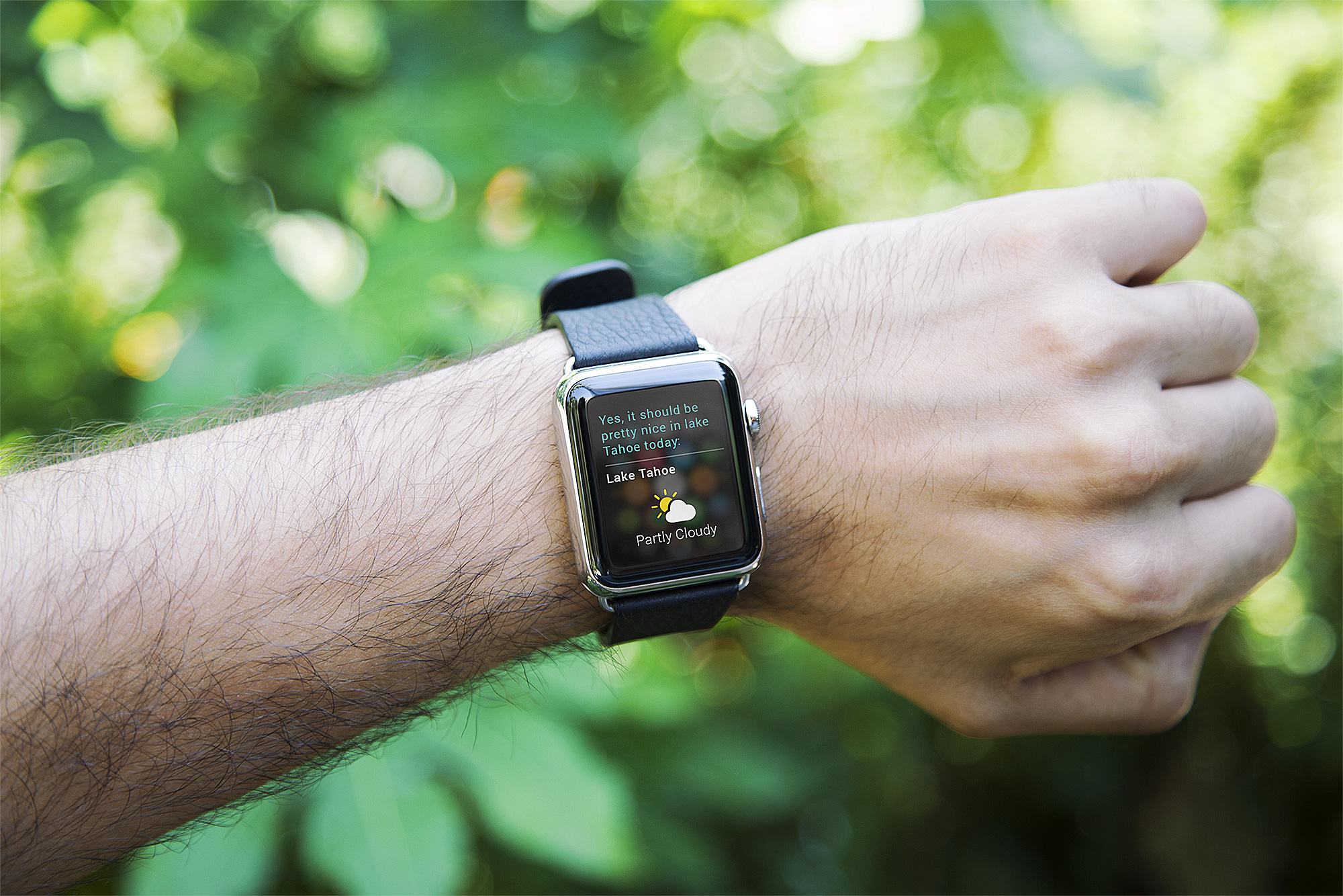 Apple Watch Mockups PSD