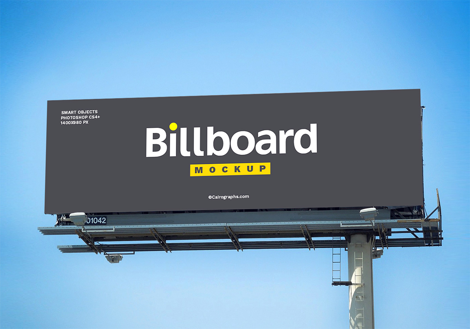 Billboard Free Mockup Set
