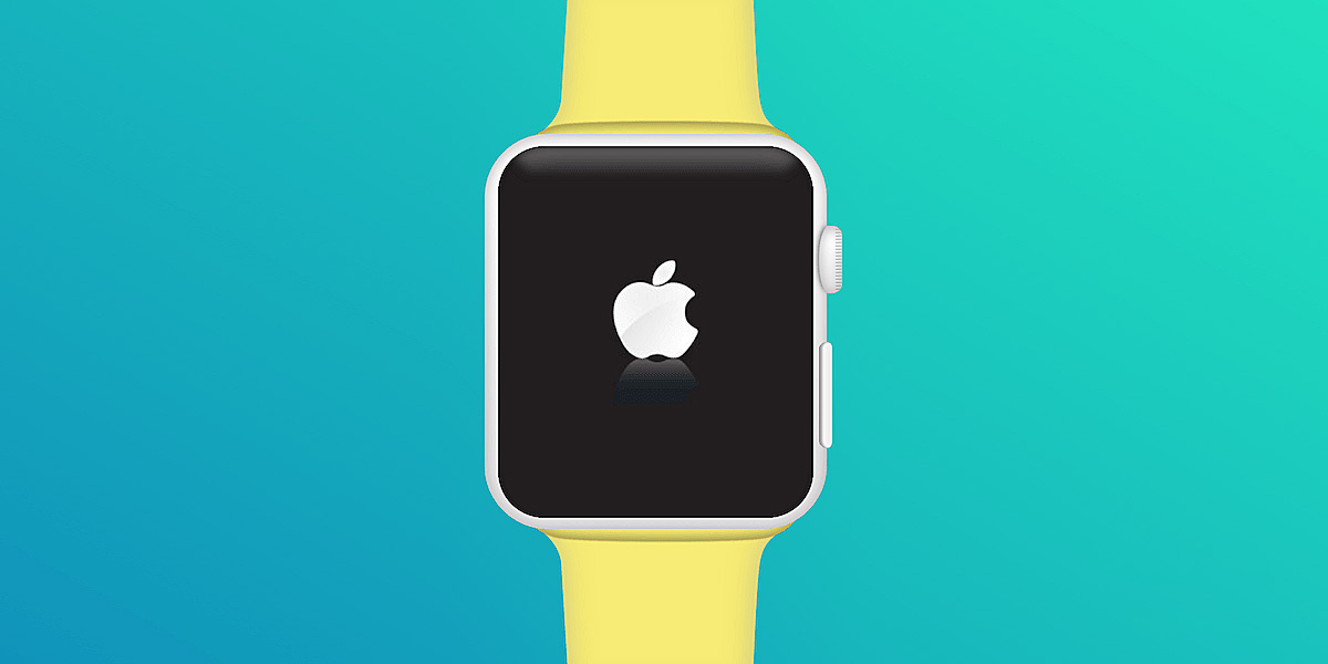 Apple Watch Mockup Sketch