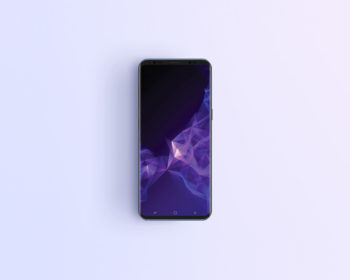 Samsung S9 Mockup Free