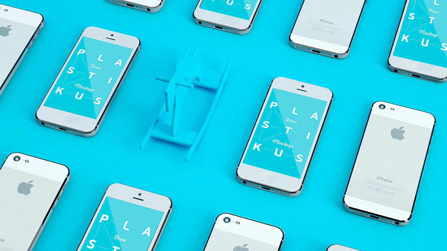 Apple's Device Mockups Free PSD