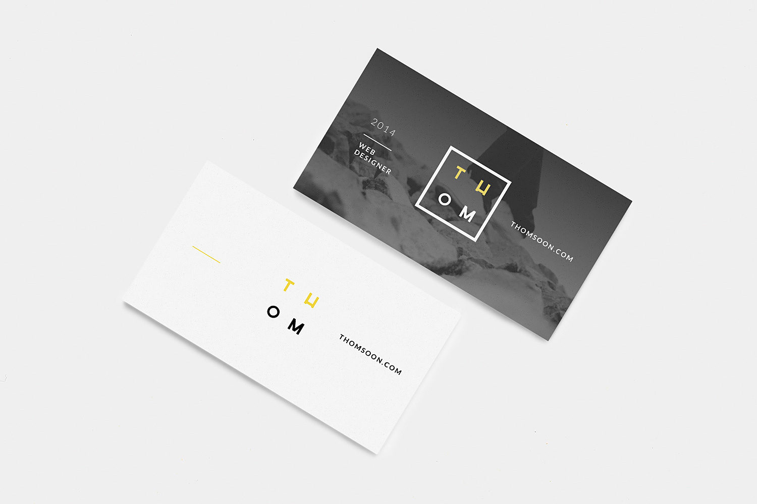 Business Card Mockups Free