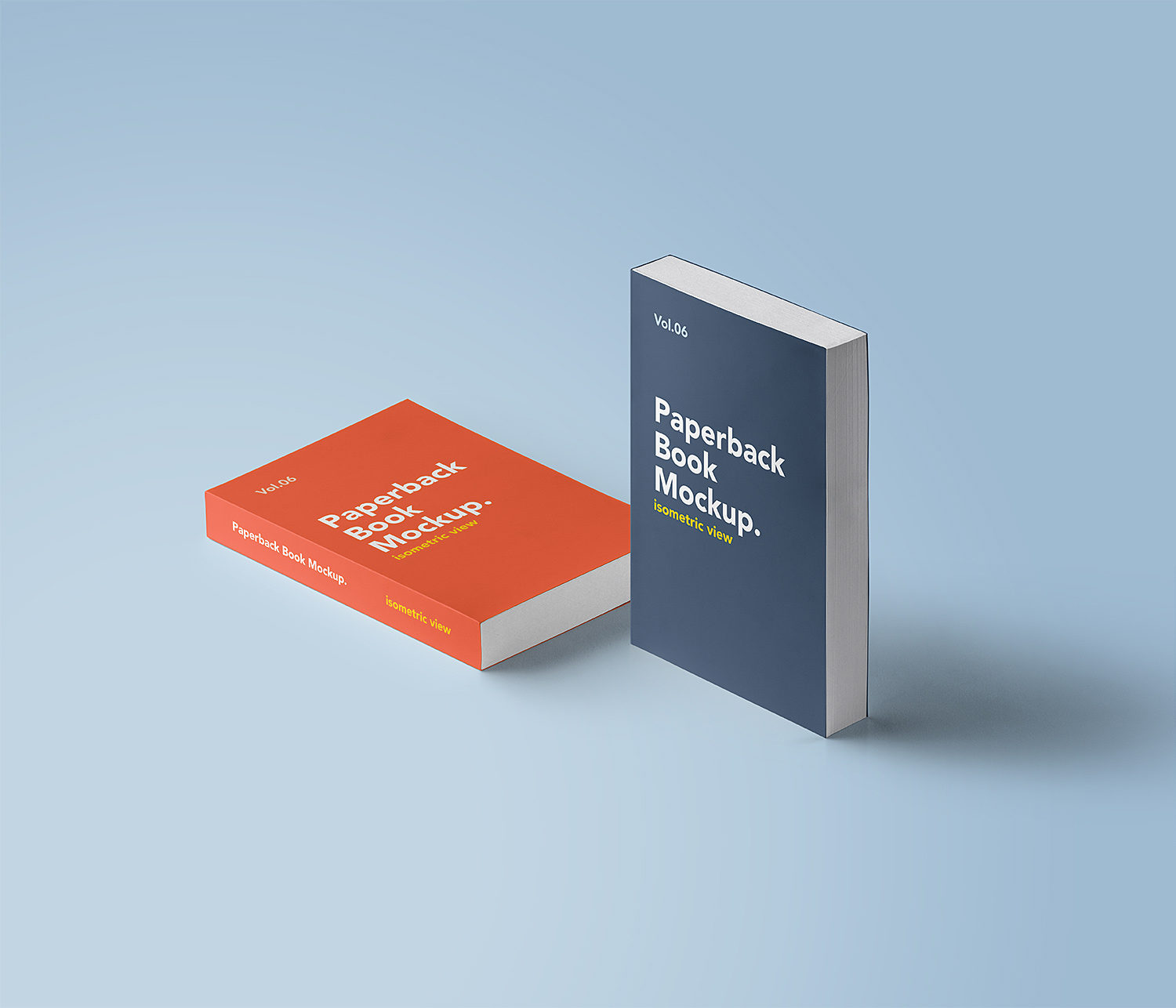 Cover Book Mockup Free