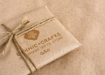 Free Craft Packaging Mockup