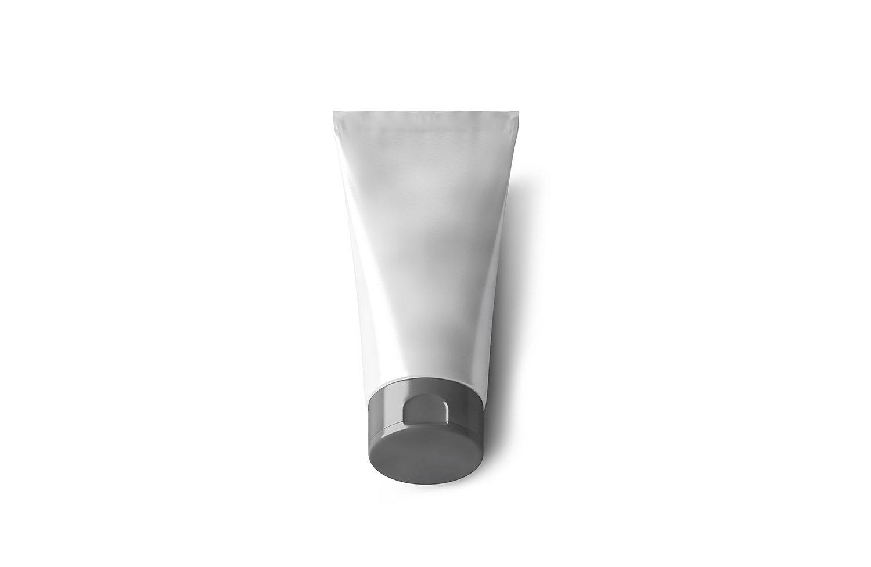 Free Cosmetic Tube Mockup