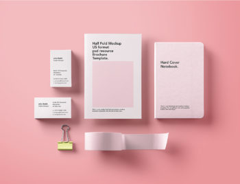 Basic Stationery Branding