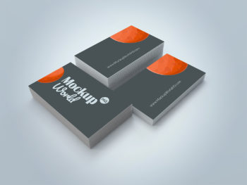 Business Cards Stationery Free Mockup