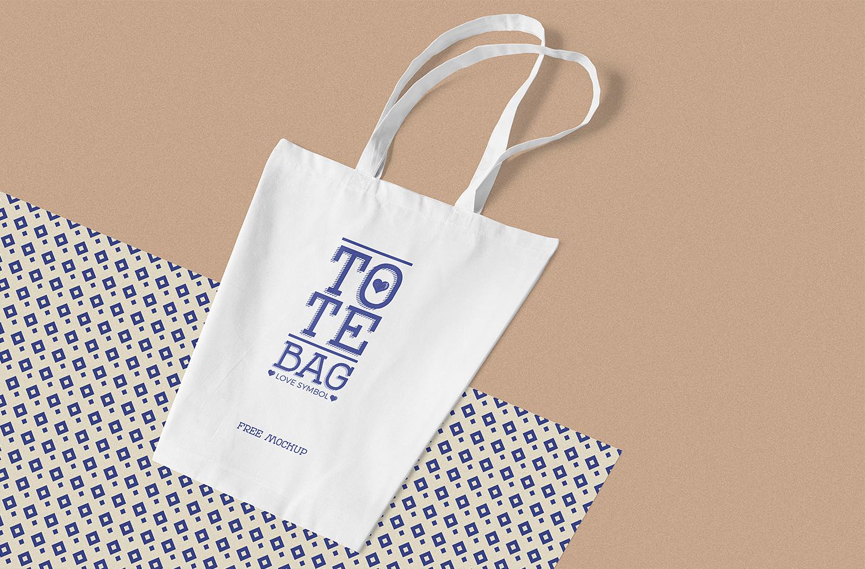 Cotton Bag Professional Mockup