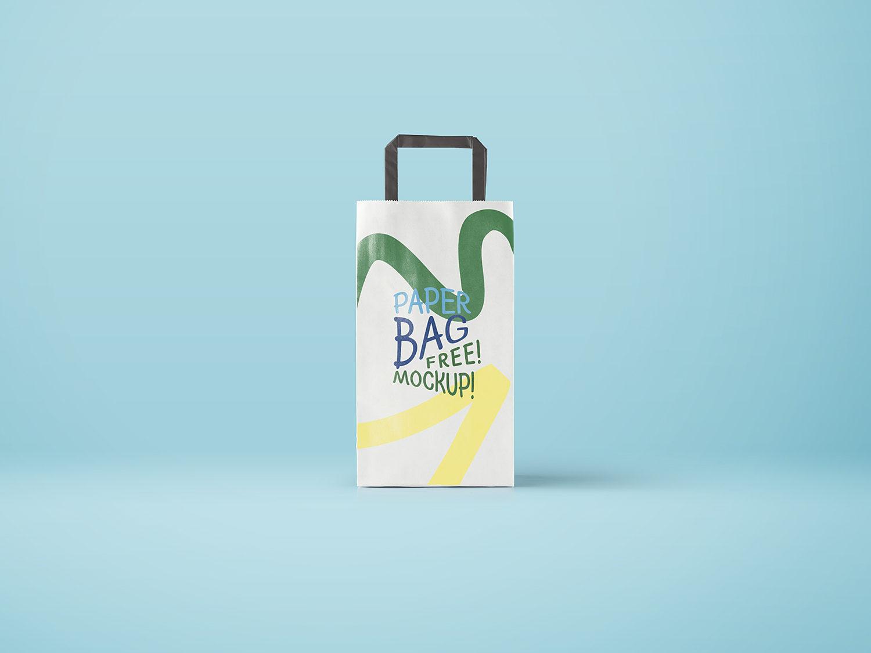 Free Bag Mockup