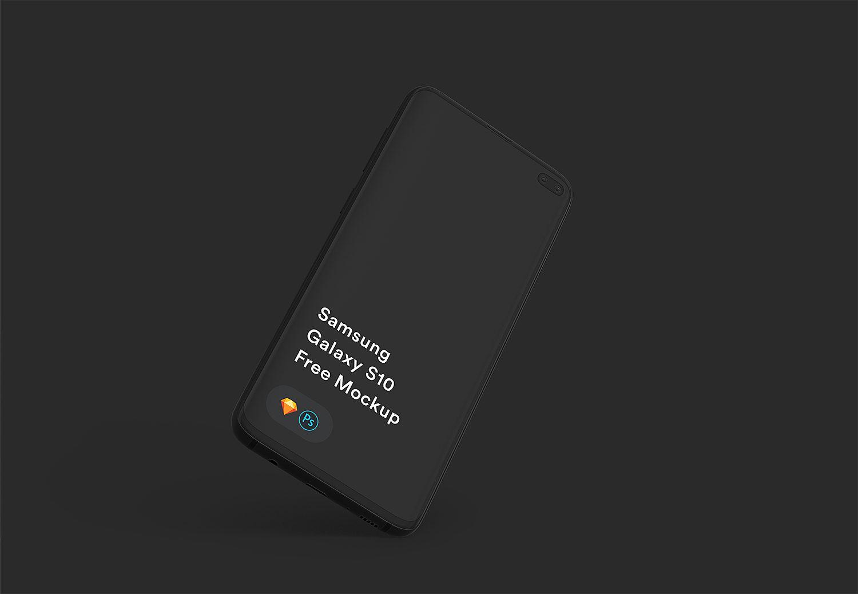 Samsung Galaxy S10 Plus Free Mockup
