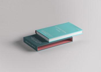 Slipcase Book Free Mockup
