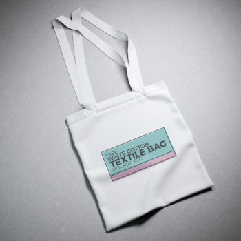 Tote Bag Free Mock-Up