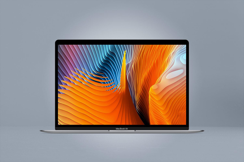 Free MacBook Air 2018 Mockup