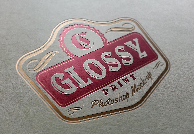 6 Free Photorealistic Logo Mockups
