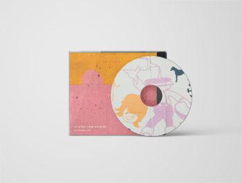 7 Free CD Case Mockup