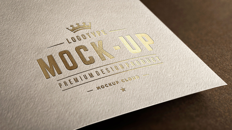 Free Logo PSD Mockups
