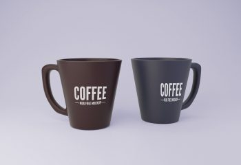 Coffee Mug Free Mockup