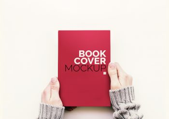 2 Free Book Cover Mockups