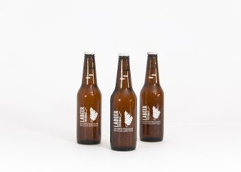 Free Beer Bottle Product Mockup