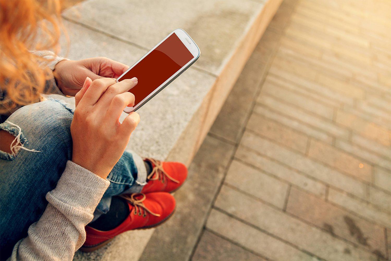 Samsung S3 Smartphone Mockup Set
