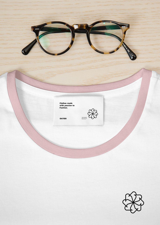T-Shirt Label Free Mockup