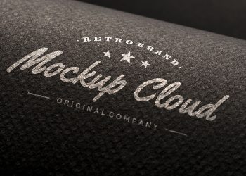 Close-Up Logo Mockups