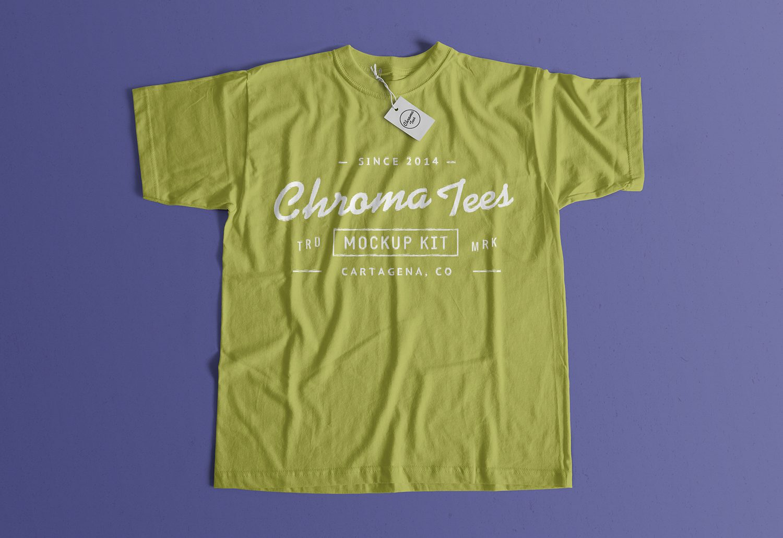 T-Shirt Mockup Free Download
