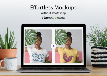 Create Mockups Faster with Placeit – Online Mockup Generator (Now 15% Off)