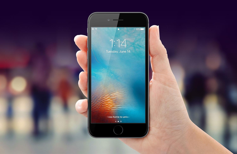 iPhone X, 8, 7, 6 Mockup Pack