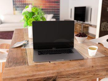 MacBook Pro Mockup PSD