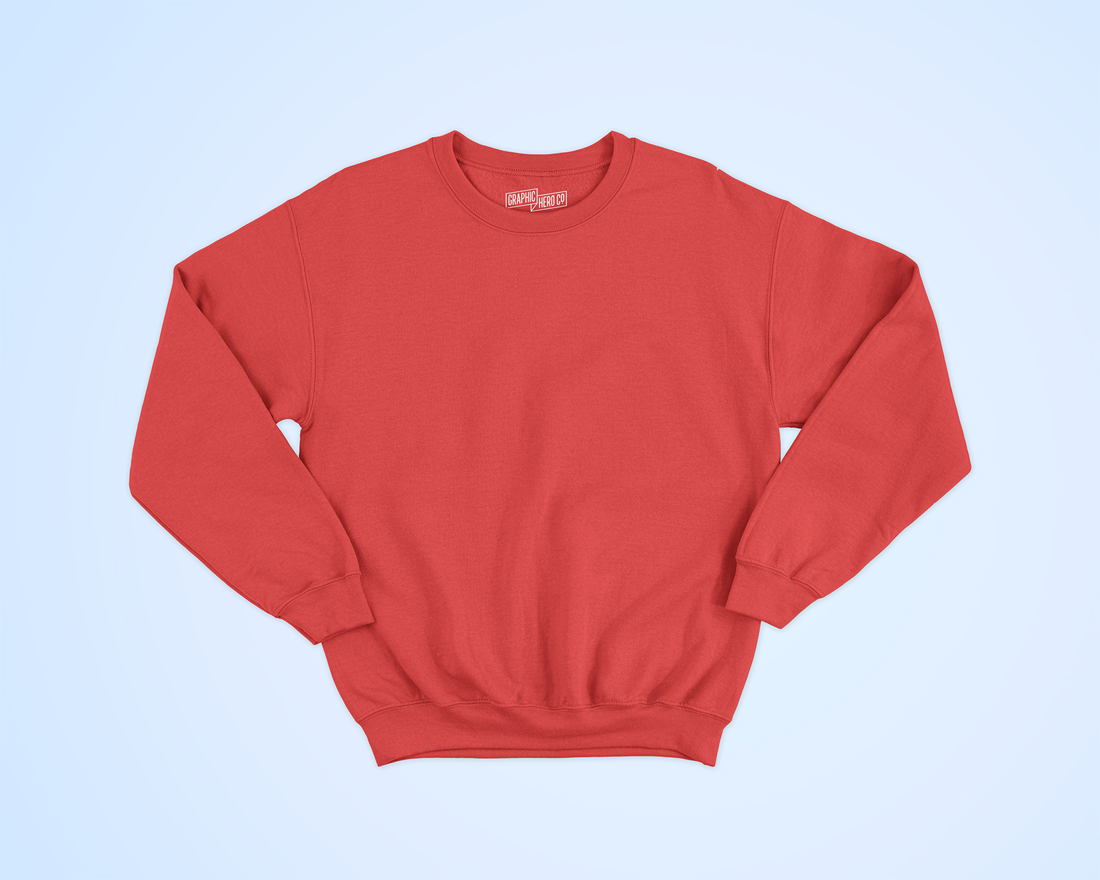 Crewneck Sweatshirt Mockups