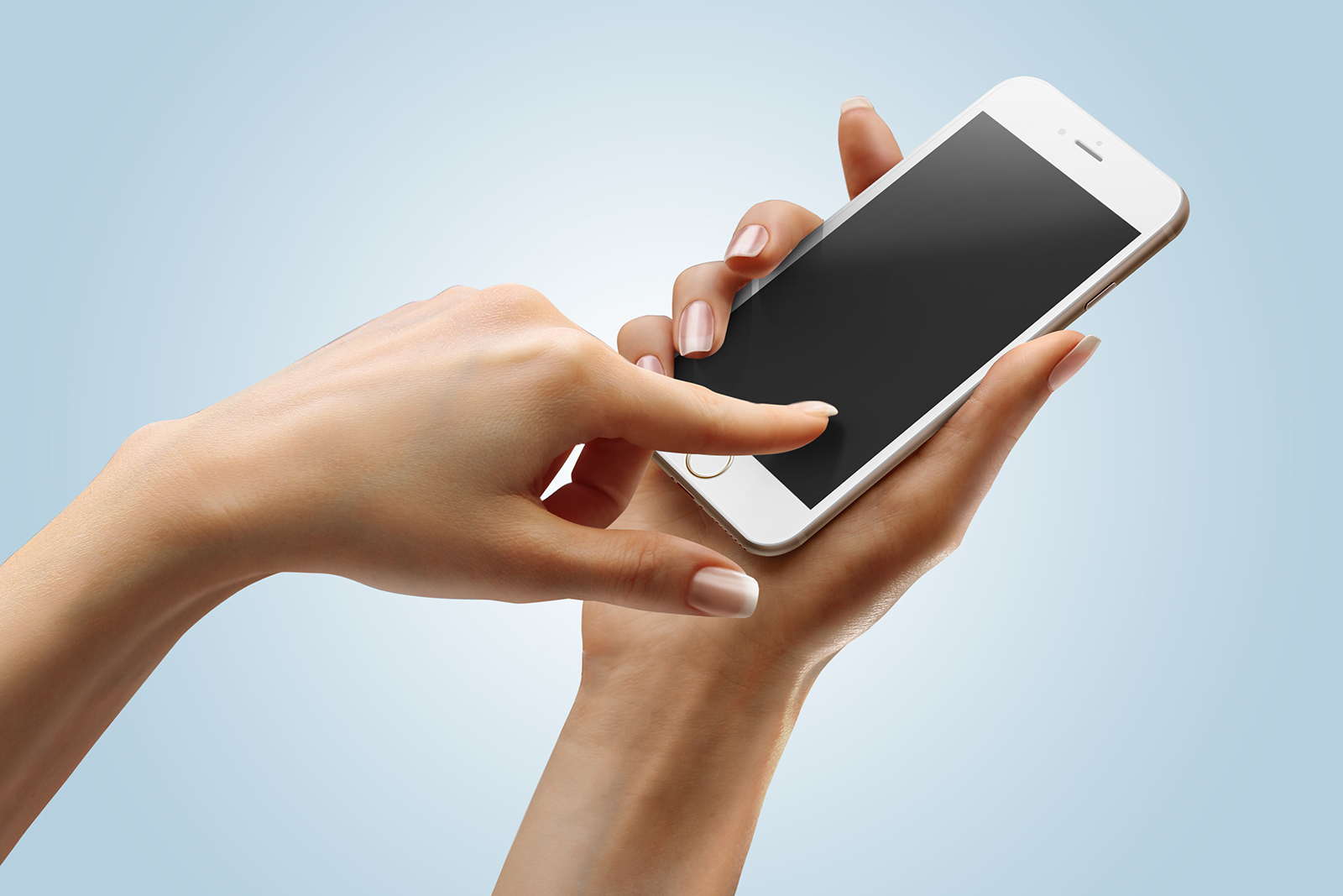 iPhone iOS/Android Smartphone Mockup Set