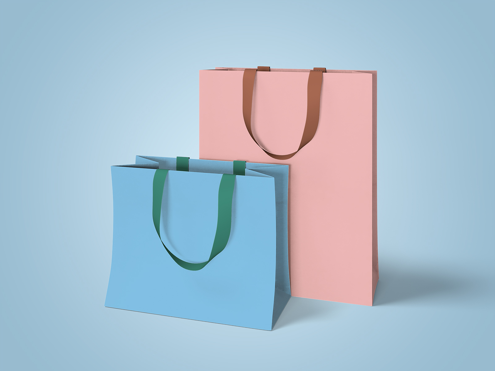 Luxury Box and Bag Mockups