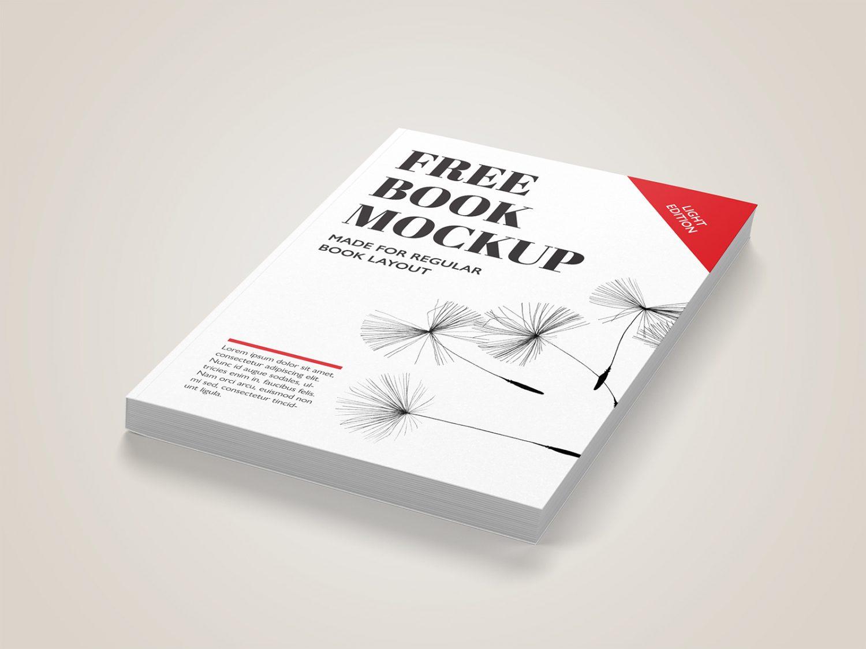 Book Free Mockup