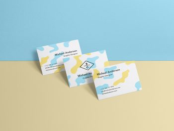 Business Card Free Mock-Up