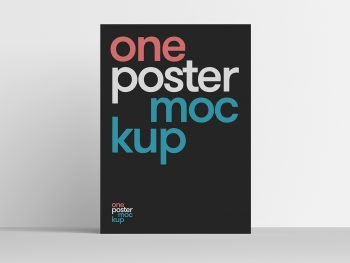 Poster Free Mockup