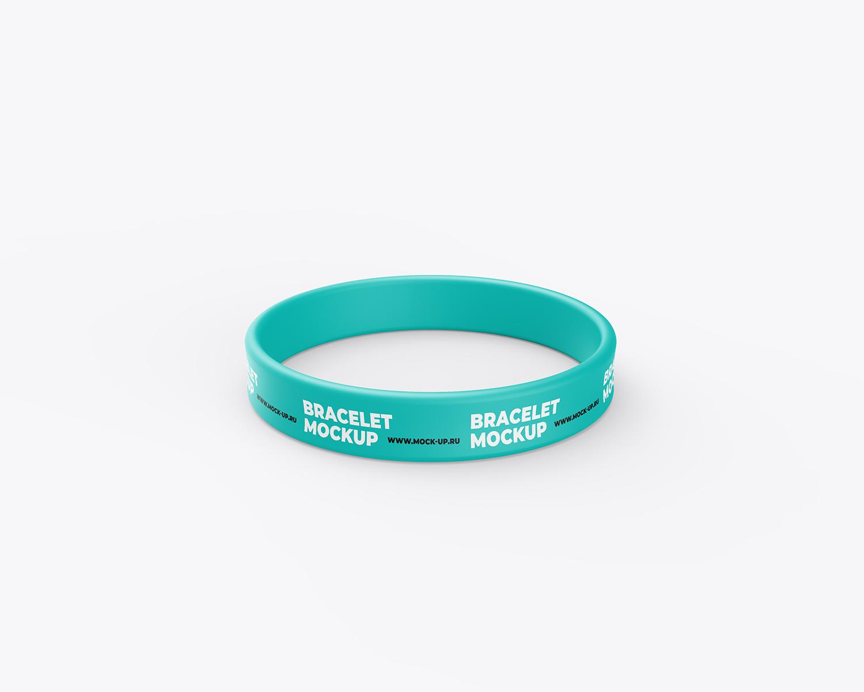 Thin Bracelet Free Mockup PSD