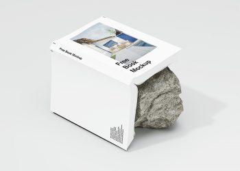 Book Cover Design Free Mockup