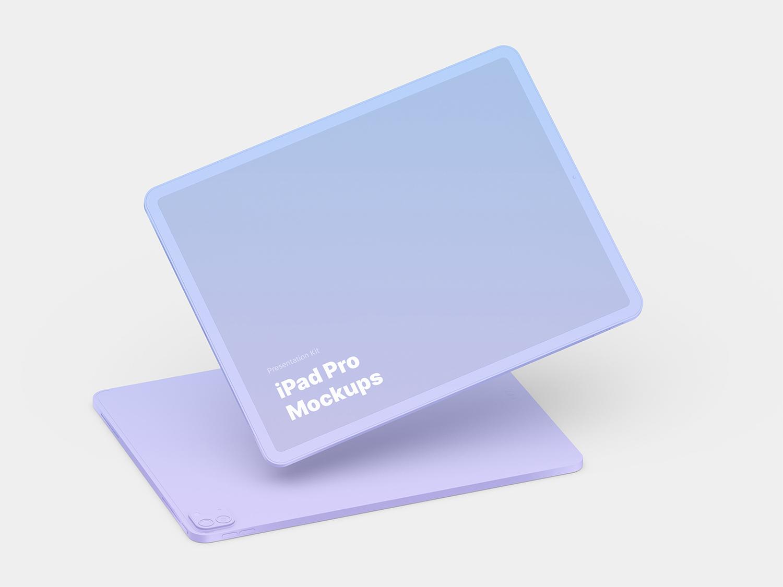 Free iPad Pro FreeMockup