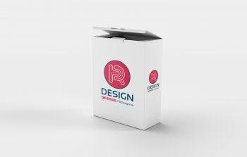 Product Box Free Mockup